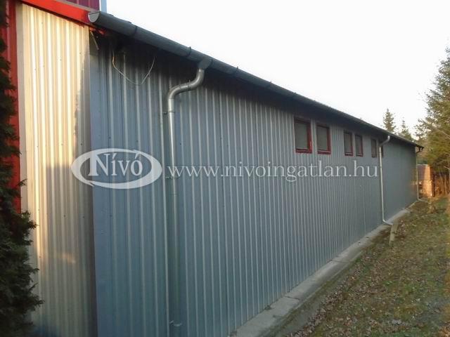 Eladó logisztikai központ-raktárak Veszprém Veszprém